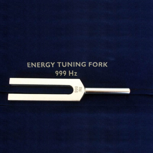 Energy Tuning Fork 999Hz